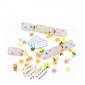 Meri Meri - Multicolor Star...