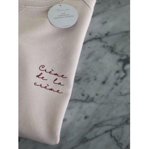 April3 - Sweater Creme De...