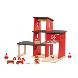 Plantoys - Fire Station