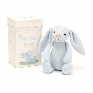 Jellycat - My First Bunny Blue