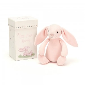 Jellycat - My First Bunny Pink