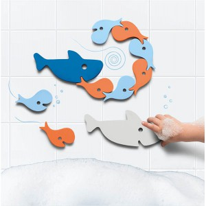Quutopia - Shark Bad Puzzel