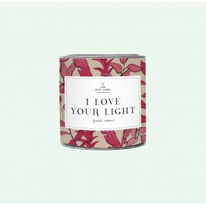 The Gift Label - Big Candle...