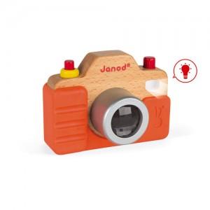 Janod - Camera met geluid