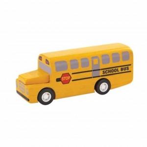 Plantoys - Schoolbus