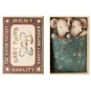 Maileg - Baby Mice   Twins...