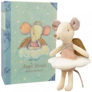 Maileg - Angel Mouse | Big...