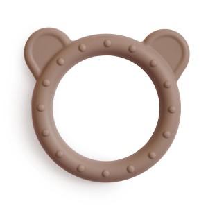 Mushie - Teether Bear |...