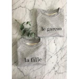 April3 - Sweater La Fille