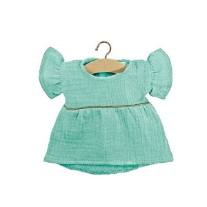 Minikane - Robe Daisy Vert...
