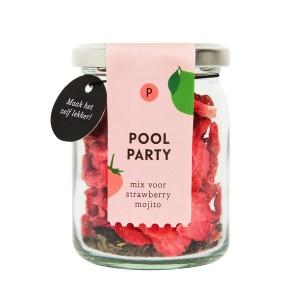Pineut - Strawberry Mojito