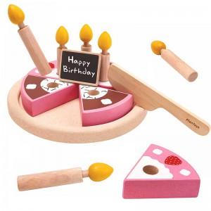 Plantoys - Birthday Cake Set