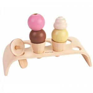 Plantoys - Ice Cream Set