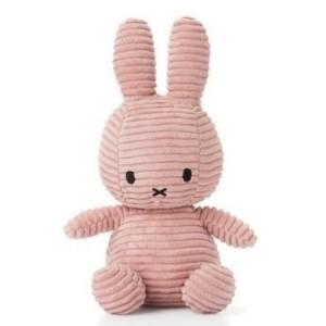 Nijntje Corduroy Pink (23cm)