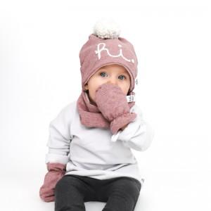 Aai Aai - Winterwanten Pink